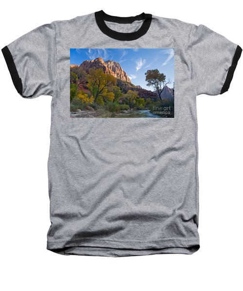 Bridge Mountain Baseball T-Shirt