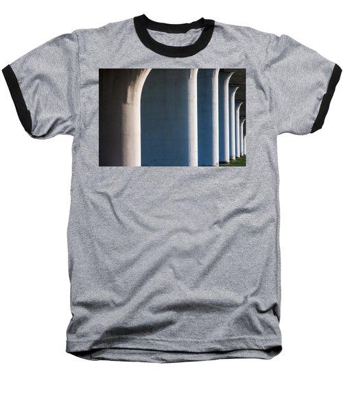 Bridge Patterns 1 Baseball T-Shirt