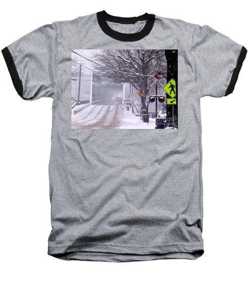 Bridge Street To New Hope Baseball T-Shirt
