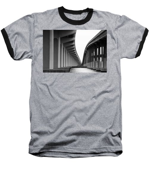 Bridge To Nowhere Baseball T-Shirt