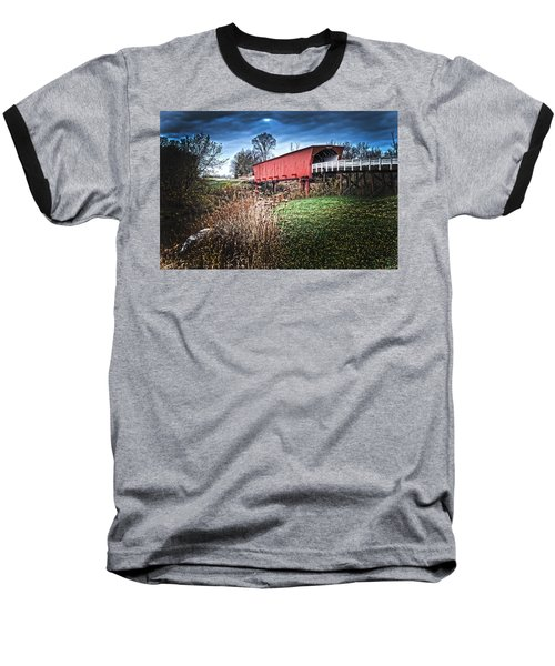 Bridges Of Madison County Baseball T-Shirt