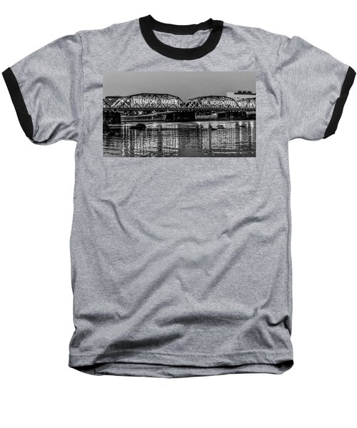 Trenton Makes Bridge Baseball T-Shirt
