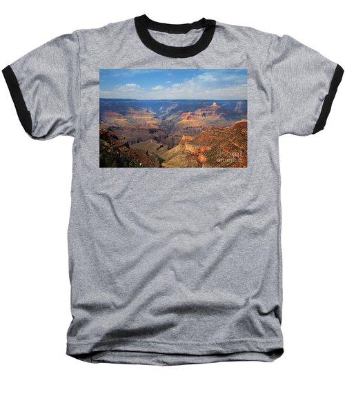 Bright Angel Trail Grand Canyon National Park Baseball T-Shirt