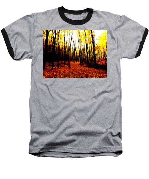 Bright Woods Baseball T-Shirt