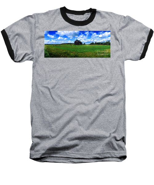 Brimley Farm Near  Sault Ste Marie Michigan  Baseball T-Shirt