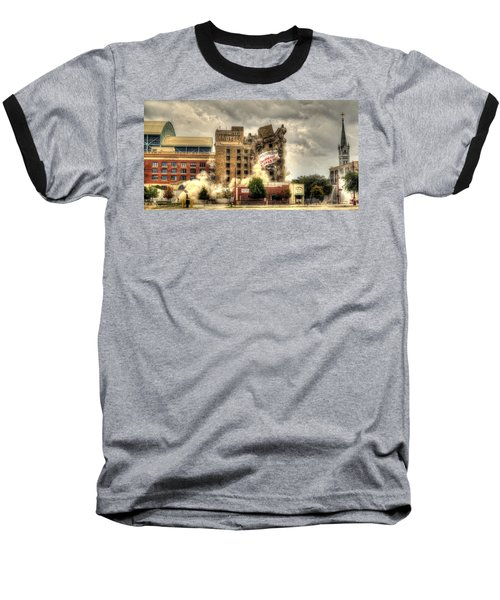 Bringing Down The House Baseball T-Shirt