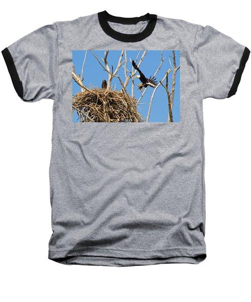 Bringing Up Baby Baseball T-Shirt