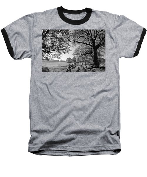 British Landscape Baseball T-Shirt