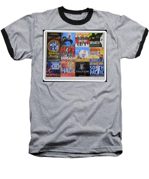 Broadway's Favorites Baseball T-Shirt