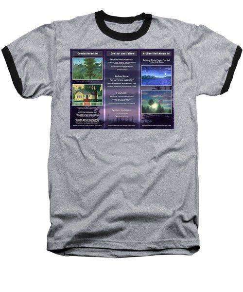 Brochure 2015 - Exterior Baseball T-Shirt