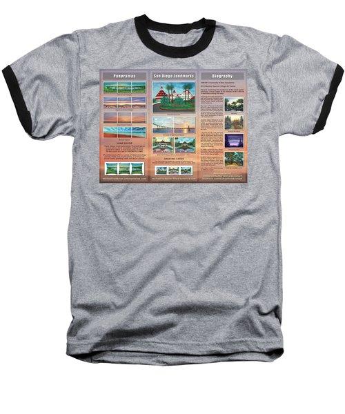 Brochure 2015 - Interior Baseball T-Shirt