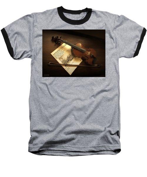 Baseball T-Shirt featuring the photograph Broken A by Lucinda Walter