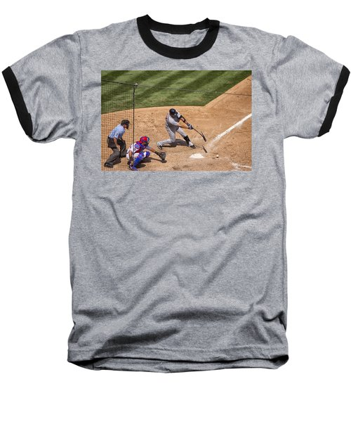 Broken Bat Baseball T-Shirt