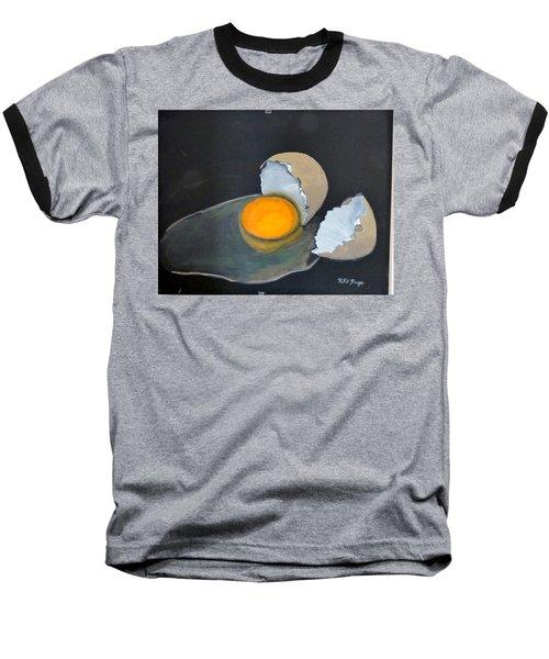 Broken Egg Baseball T-Shirt