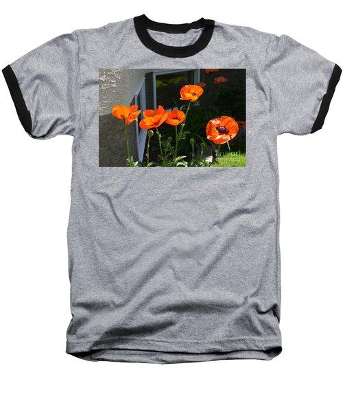 Broken Line Baseball T-Shirt