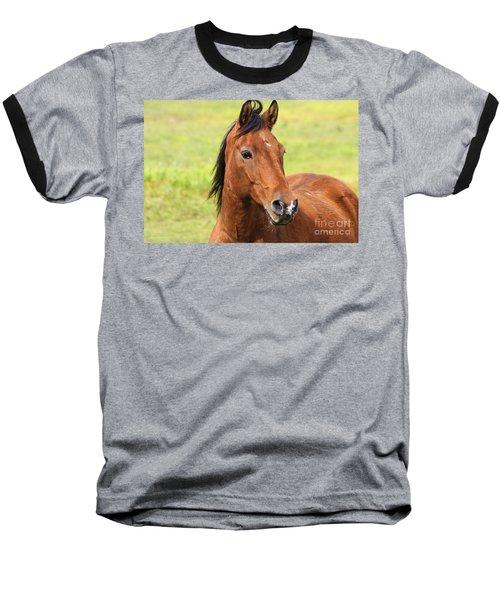 Brown Beauty Baseball T-Shirt