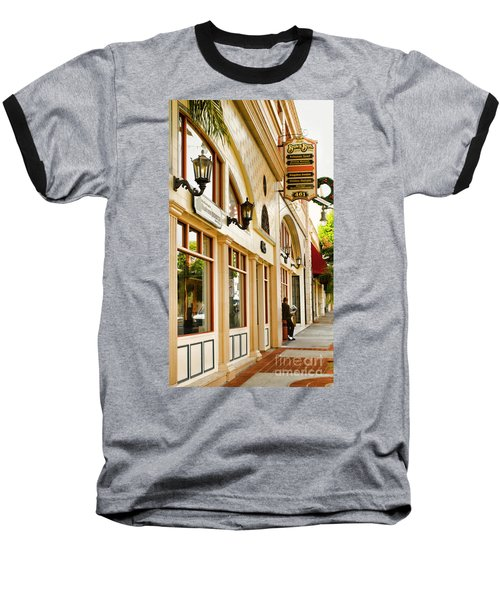 Brown Bros Building Baseball T-Shirt