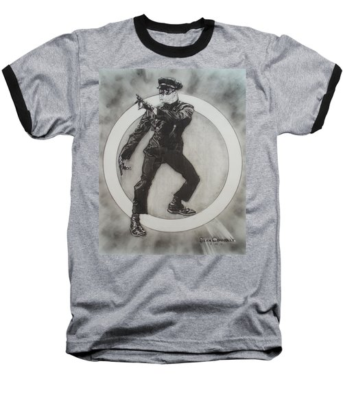 Bruce Lee Is Kato 3 Baseball T-Shirt by Sean Connolly
