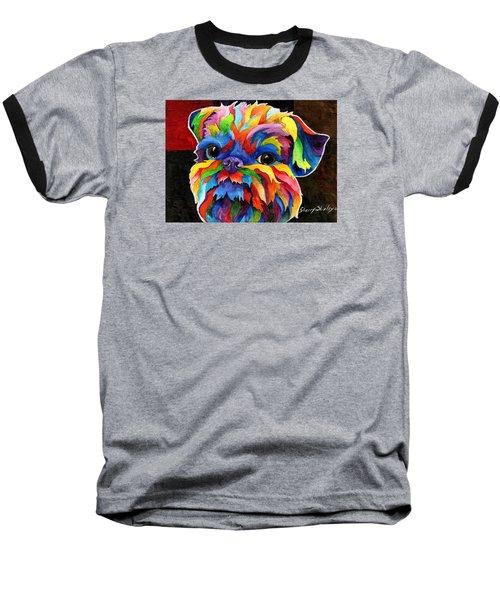 Brussels Griffon Baseball T-Shirt