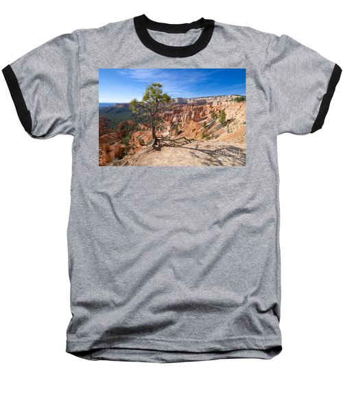 Bryce Canyon Baseball T-Shirt by Juergen Klust