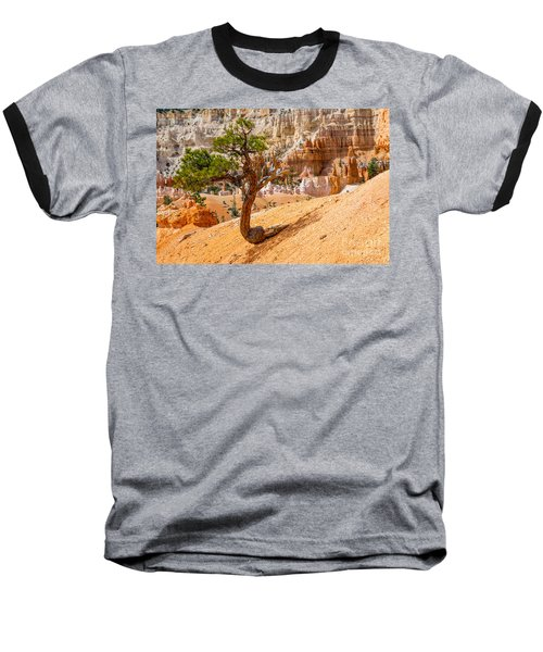 Bryce Canyon Np Baseball T-Shirt by Juergen Klust