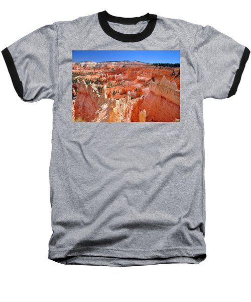 Bryce Canyon Utah Baseball T-Shirt