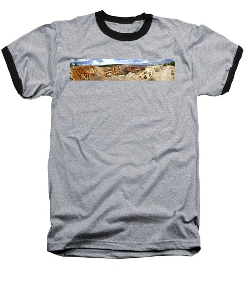 Bryce Panoramic Baseball T-Shirt