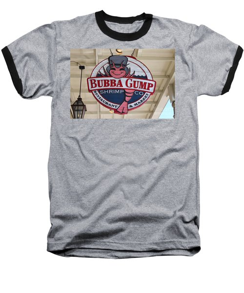 Bubba Gump Shrimp Co. Baseball T-Shirt