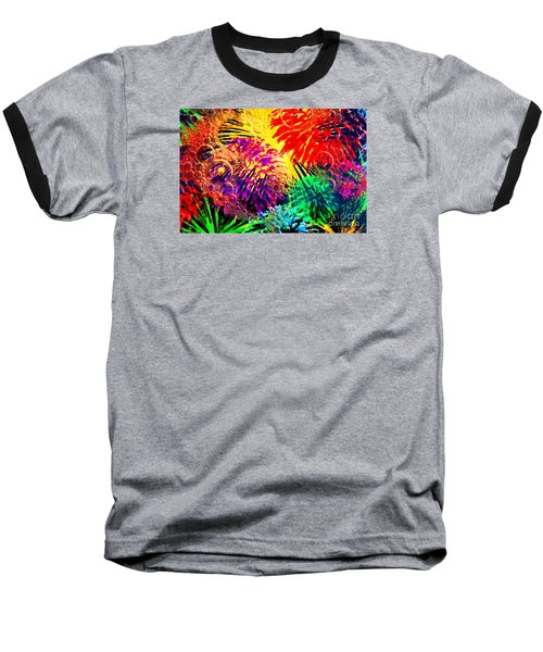 Baseball T-Shirt featuring the photograph Bubbles by Geraldine DeBoer