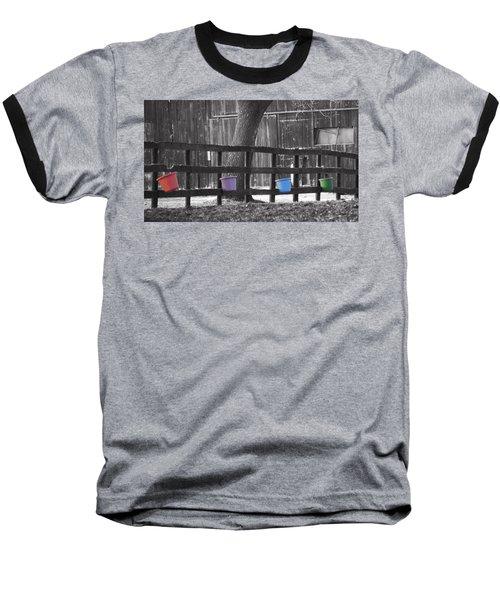 Buckets Baseball T-Shirt