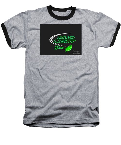 Bud Light Lime 2 Baseball T-Shirt