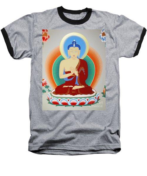 Buddha Maitreya Baseball T-Shirt