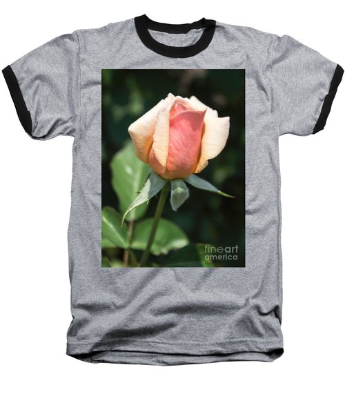 Budding Romance Baseball T-Shirt