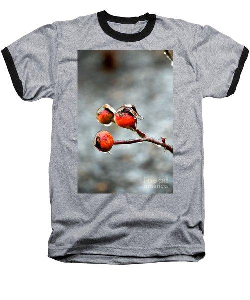 Buds On Ice Baseball T-Shirt