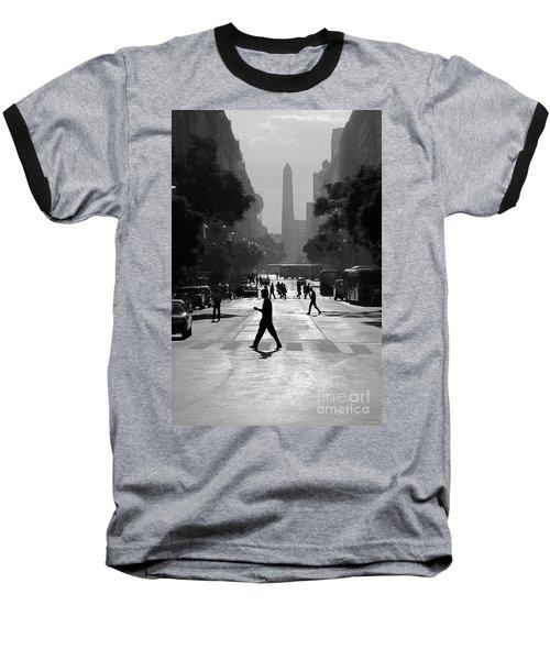 Buenos Aires Obelisk II Baseball T-Shirt