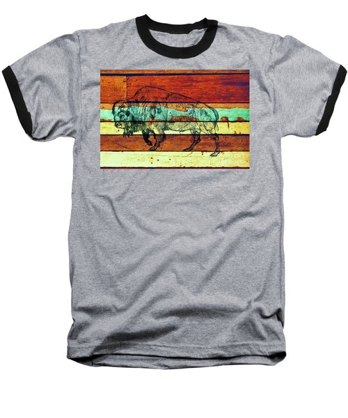 Baseball T-Shirt featuring the drawing The Great Gift by Larry Campbell