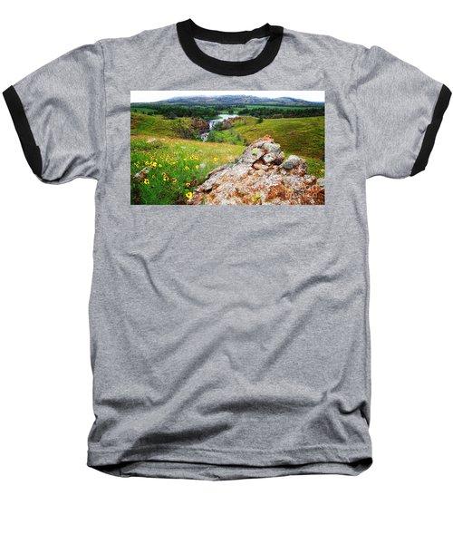 Buford Lake  Baseball T-Shirt