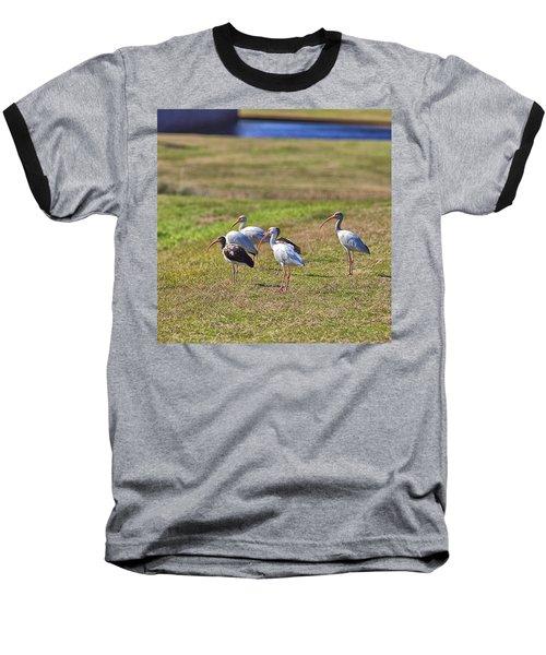 Bug Hunting Baseball T-Shirt