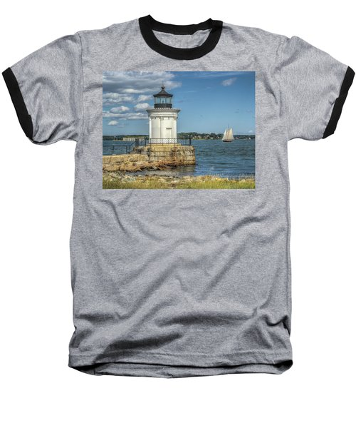 Baseball T-Shirt featuring the photograph Bug Light by Jane Luxton