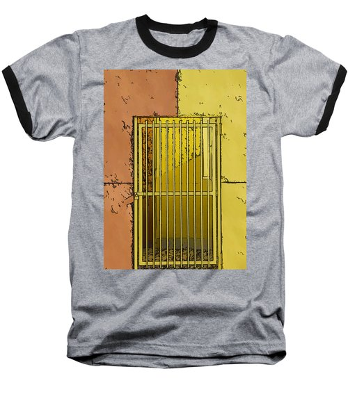 Building Access Denied Baseball T-Shirt