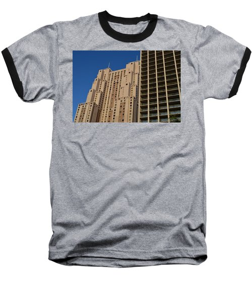 Building Blocks Baseball T-Shirt