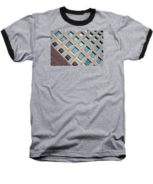 Building Of Windows Baseball T-Shirt