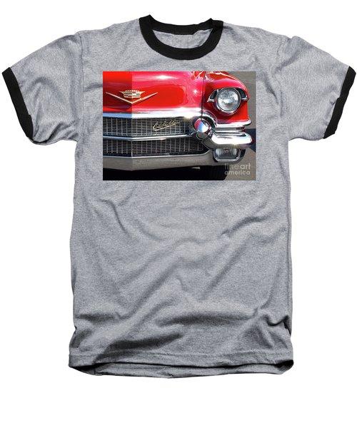 Bullet Bumpers - 1956 Cadillac Baseball T-Shirt