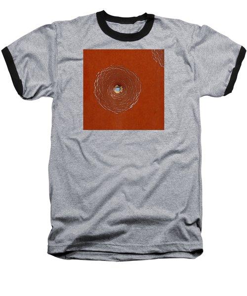 Bullet Hole Patterns Baseball T-Shirt