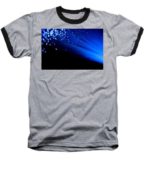 Bullet The Blue Sky Baseball T-Shirt