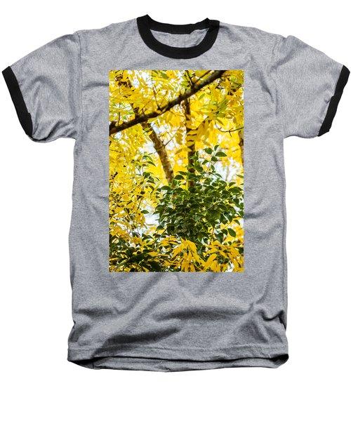 Bunch Of Green Baseball T-Shirt