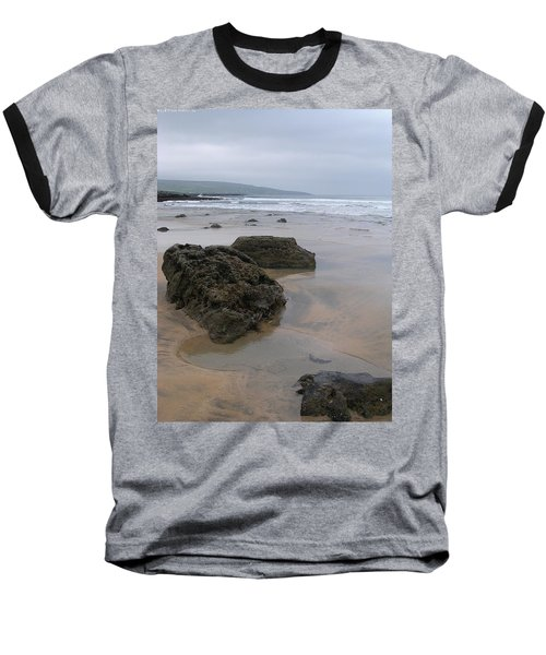 Buren Gold Beach Baseball T-Shirt