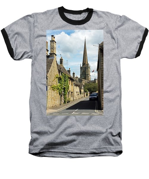 Burford Village Street Baseball T-Shirt