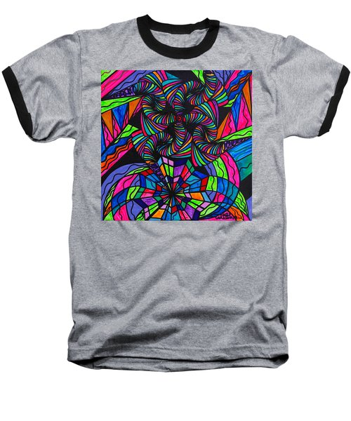 Burgeon Baseball T-Shirt