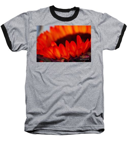 Baseball T-Shirt featuring the photograph Burning Ring Of Fire 2 by John S
